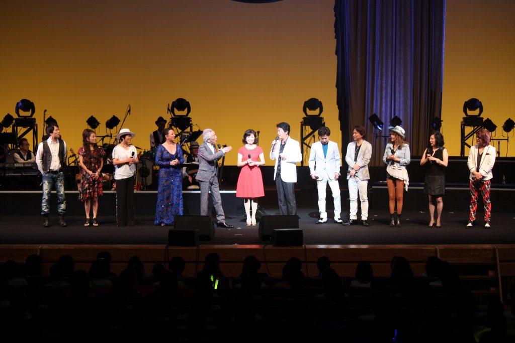 夢ポップスコンサート(青春コンサート) 2016年8月5日(金)  千葉県 東金文化会館