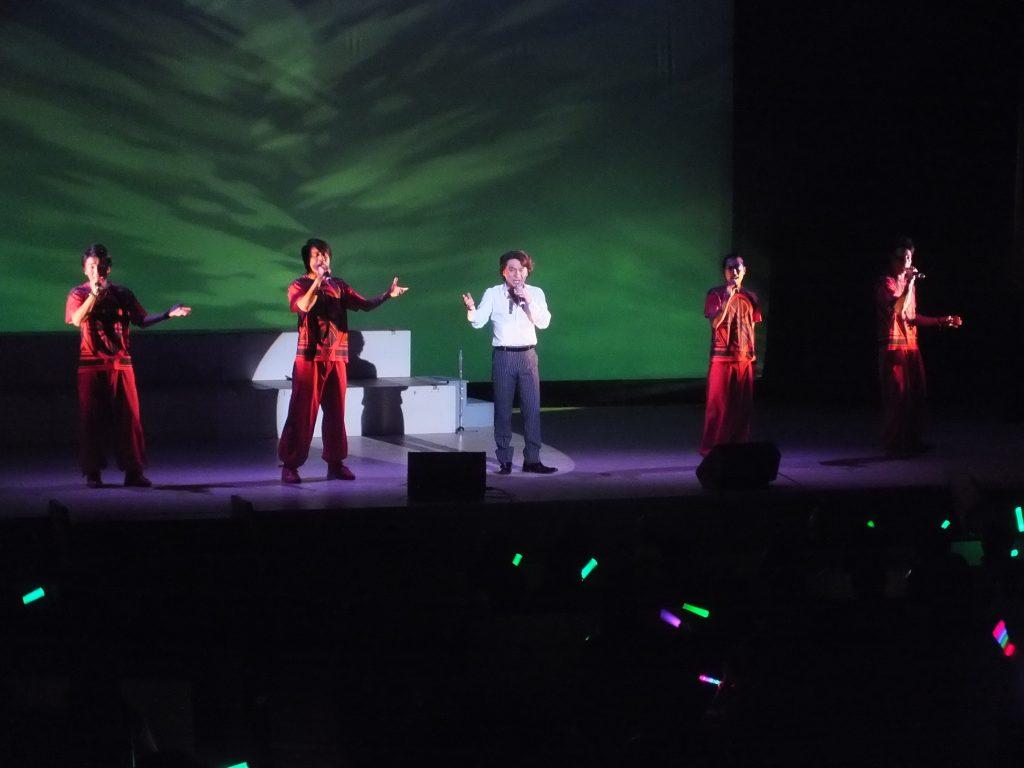 夢の扉コンサート:高道(狩人)&斬波