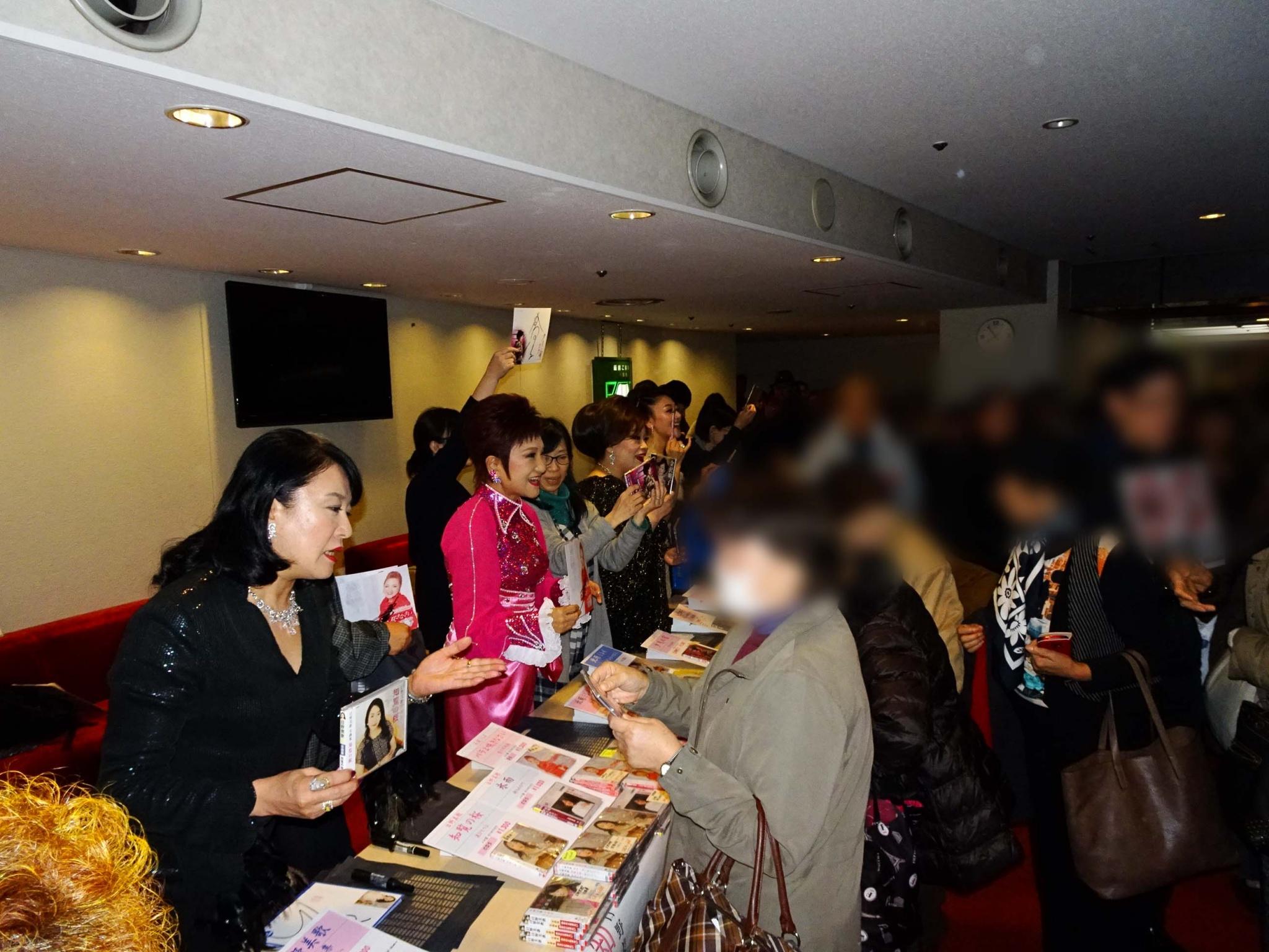 夢コンサート(江戸川区総合文化センター):物販2