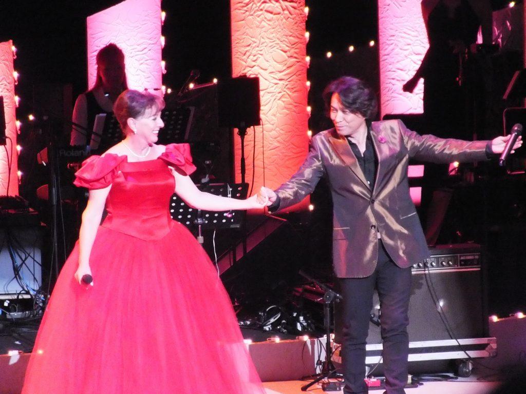 夢のスター歌謡祭:ロザンナ&高道