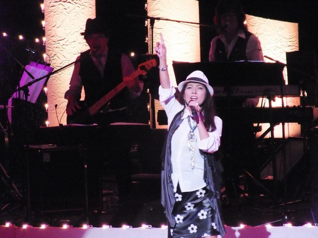 夢のスター歌謡祭:石井明美