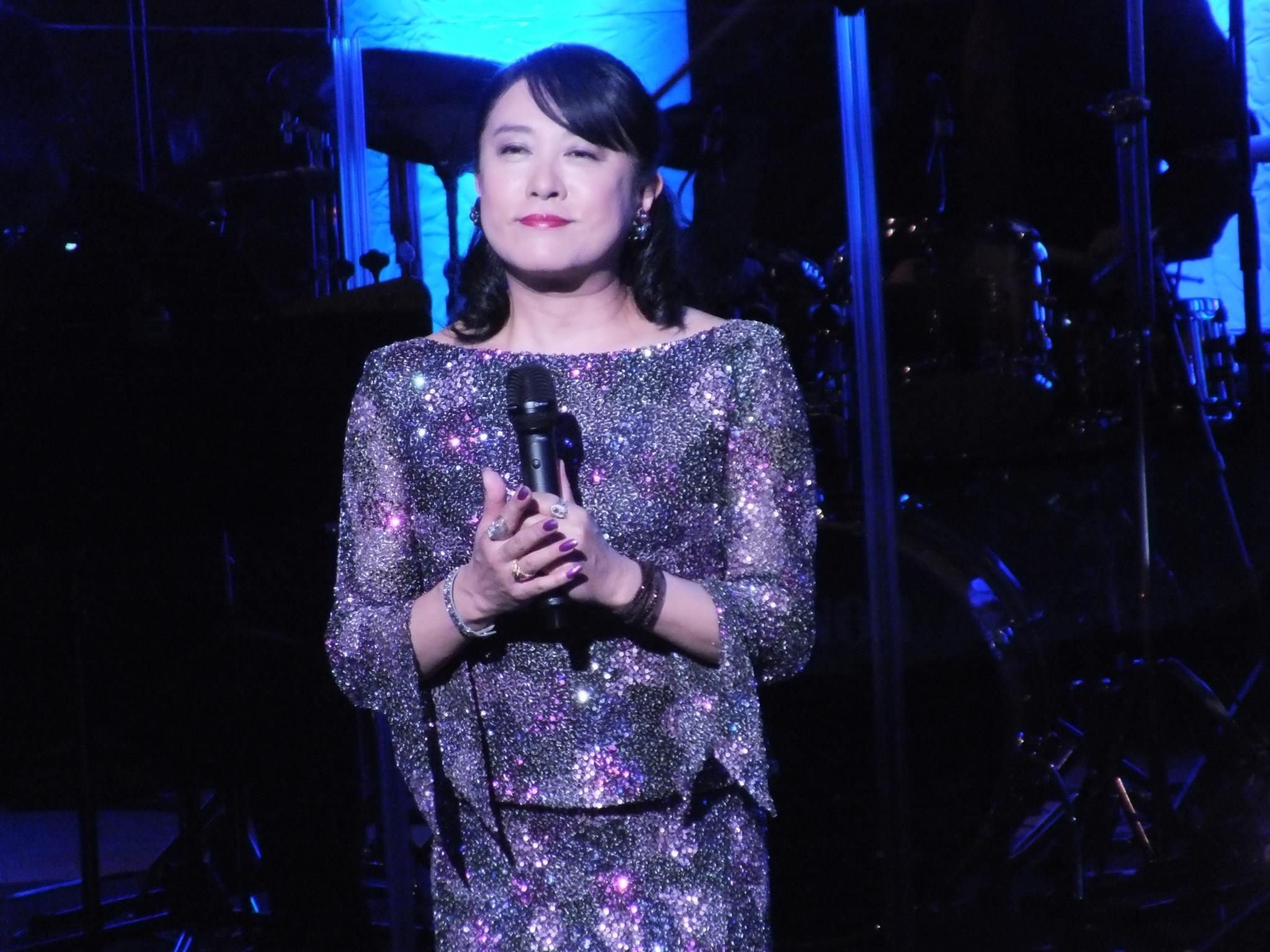 夢コンサート(江戸川区総合文化センター):日野美歌