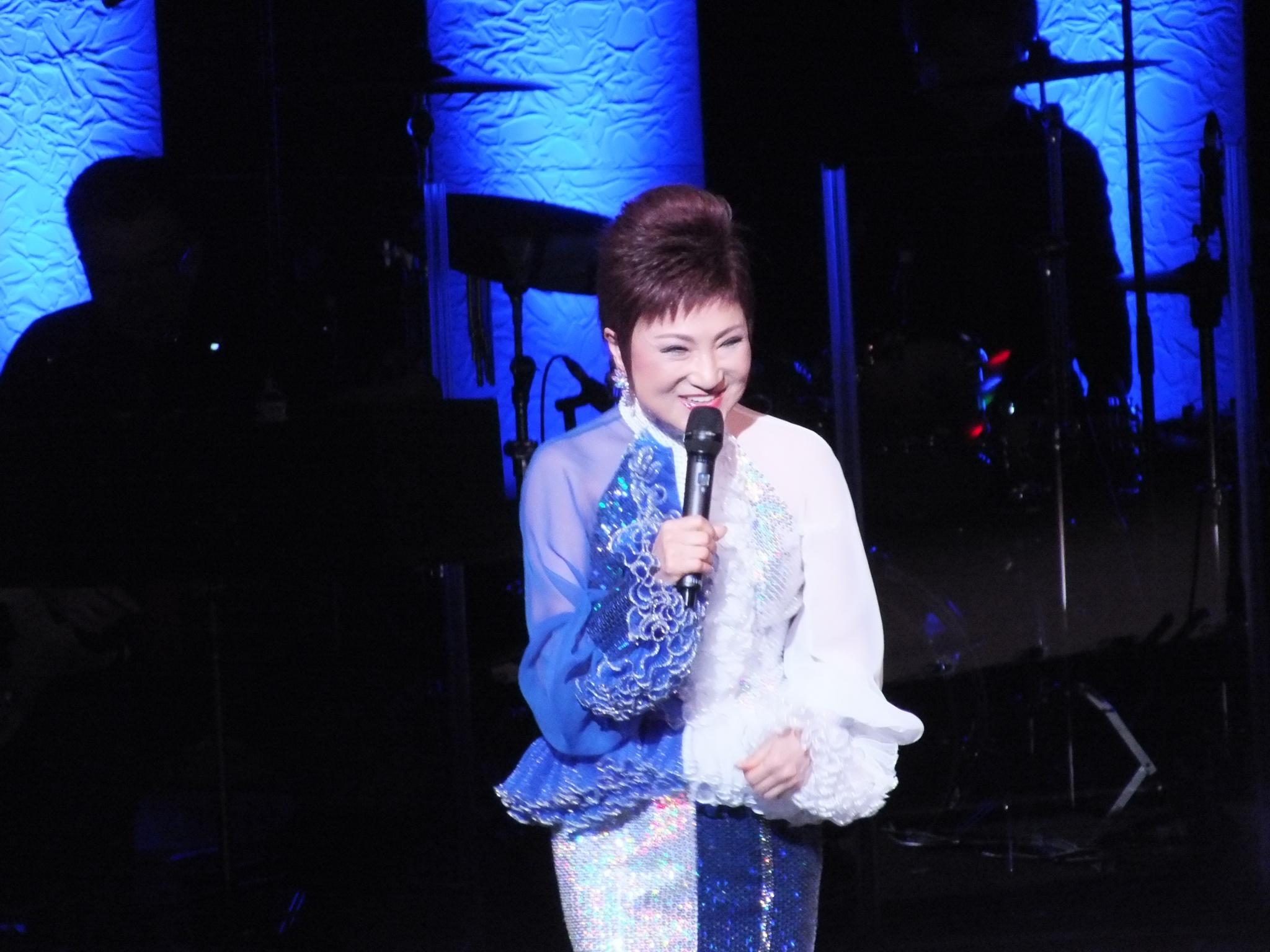 夢コンサート(江戸川区総合文化センター):北原ミレイ