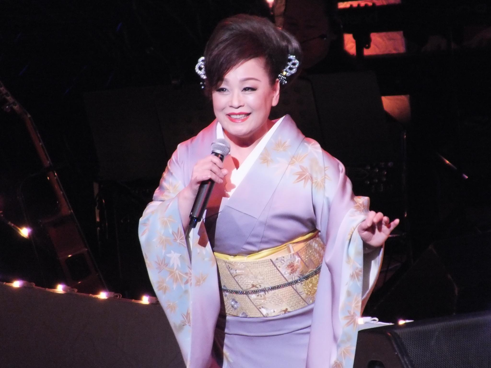 夢コンサート(江戸川区総合文化センター):金沢明子