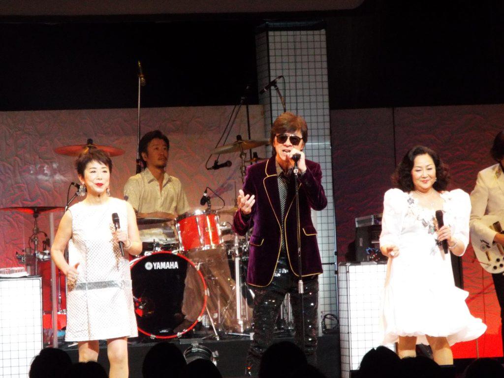 同窓会コンサート:西城秀樹