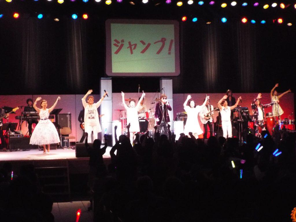 同窓会コンサート:オープニング