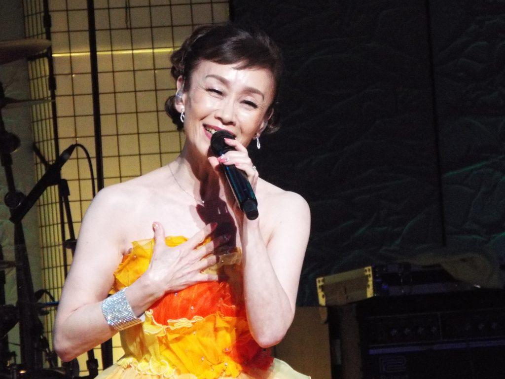 同窓会コンサート:伊藤咲子