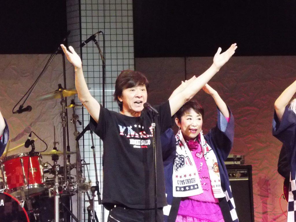 同窓会コンサート:エンディング