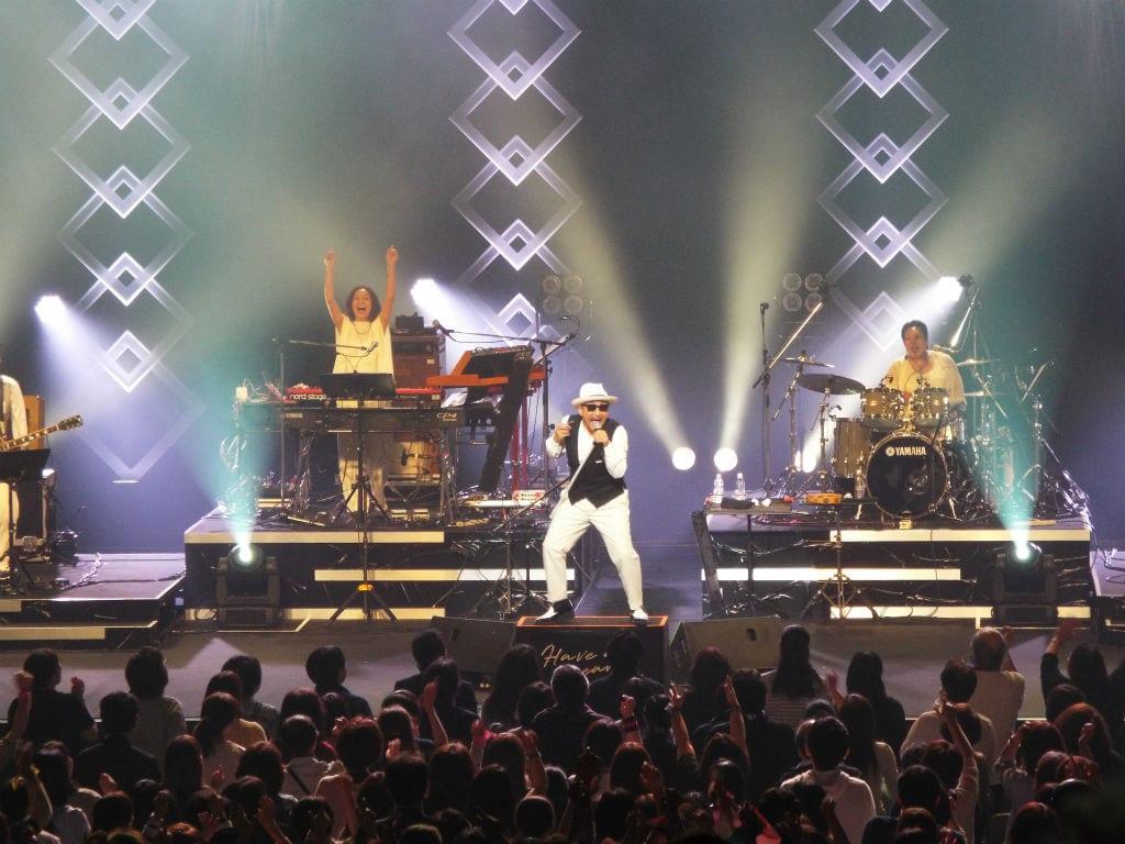 Chage Hall Tour2017