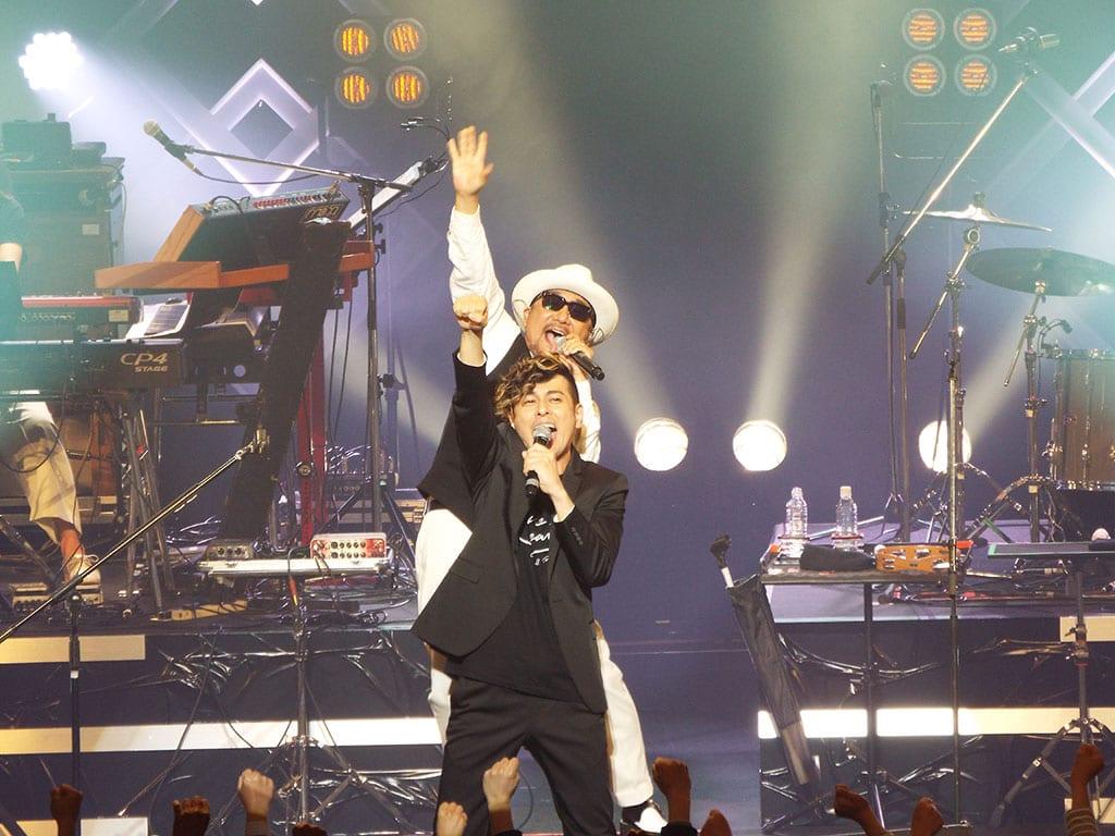 Chage Hall Tour2017 5月10日大宮ソニックシティ